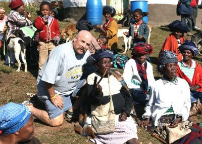 Reaching the Xhosa Women