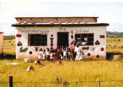 Transkei children care