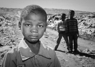 Xhosa orphans