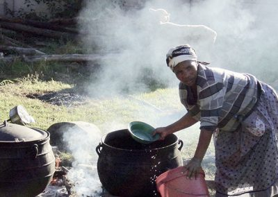 Village Cooking Xhosa Style